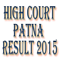 Patna High Court Personal Assistant Stenographer Result 2017
