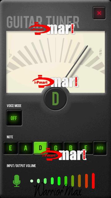 Afinador De Guitarra Para Celular Nokia