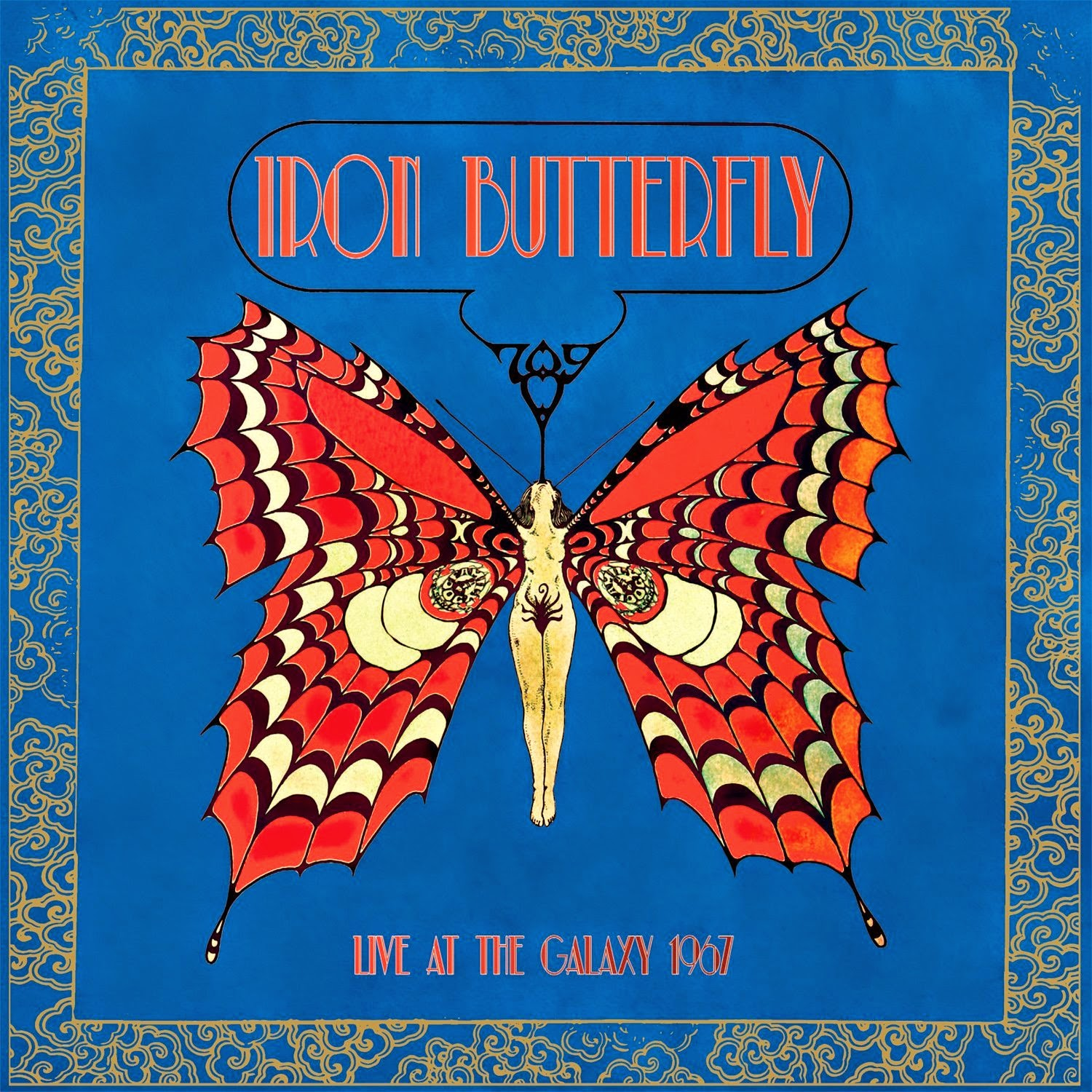 Iron Butterfly's Live At The Galaxy 1967