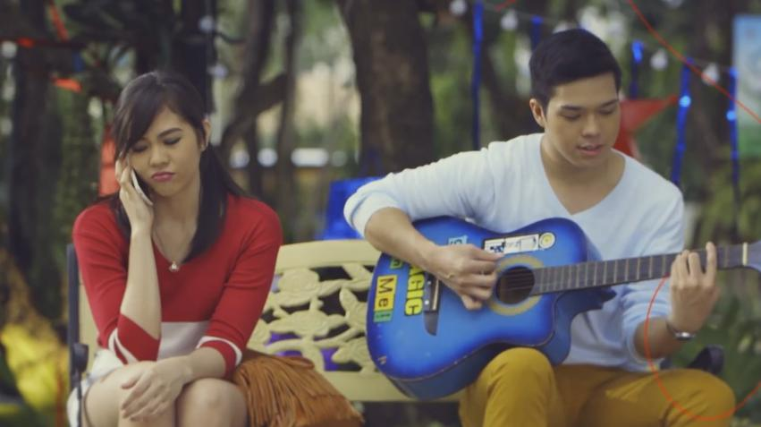 Janella Salvador and Elmo Magalona - Born For You teaser