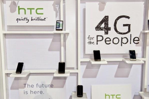 2015, HTC Fokus Garap Ponsel 4G Murah