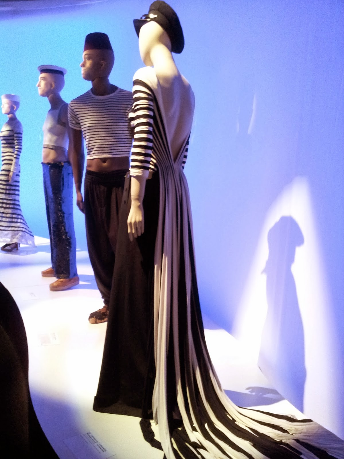 My View: Gaultier Exhibit