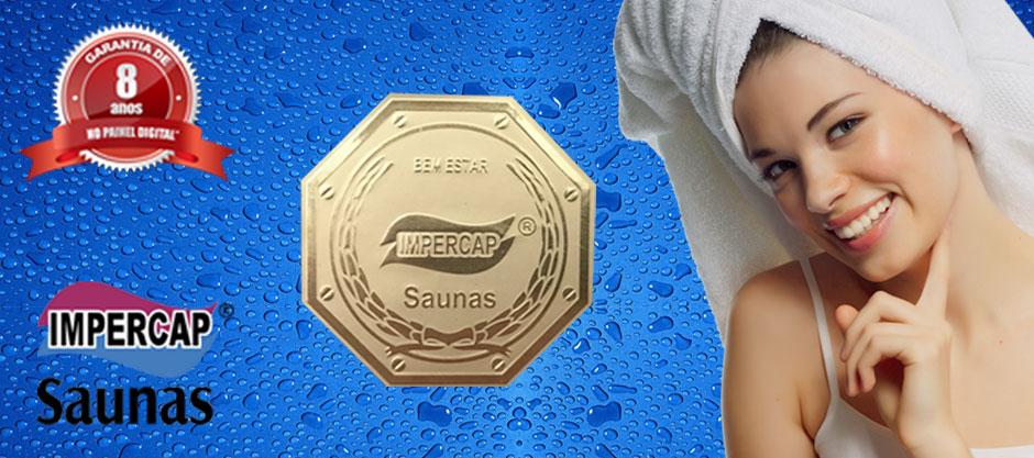 Sauna a Vapor - Sauna Seca - Aquecedecor para Piscina - Ducha Escocesa - Impercap Saunas