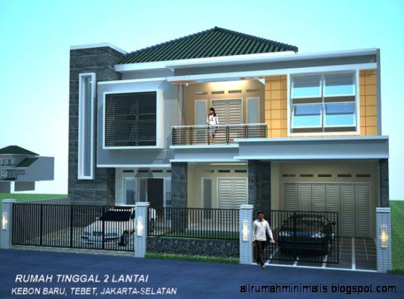 Kumpulan Desain Rumah Minimalis 3d by Desain Rumah Minimalis 2015