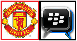 BBM Mod Themes Manchester United Apk 2.6.0.30