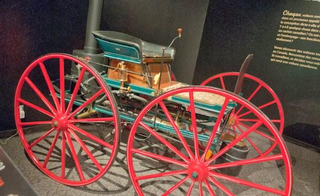 Steam Buggy