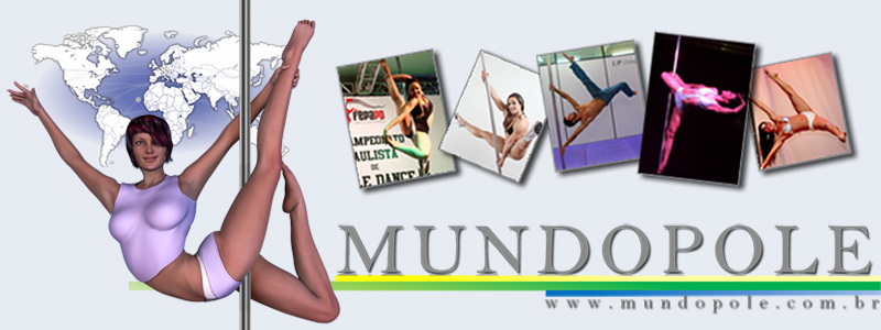 Mundo Pole Dance - Vídeos, Barras ,Pole Dance, Academias, Aulas