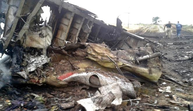 Penumpang dan Kru MAS MH17 Dinyatakan Tewas