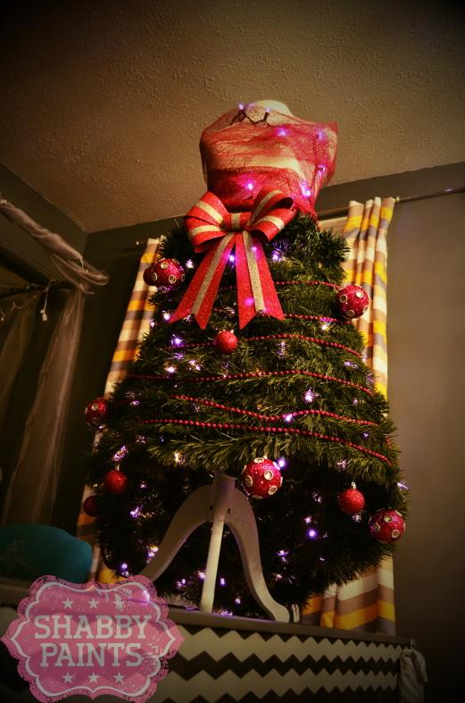 """Assez Idée originale : Comment faire son """"Arbre de Noël"""" avec son buste  NE49"""