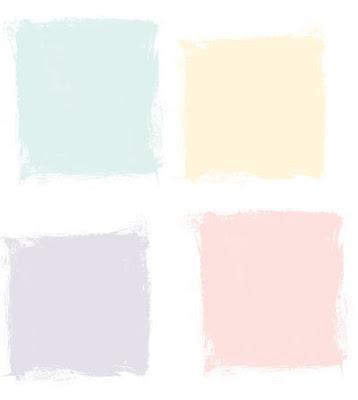 Sơn nhà đẹp với tông màu pastel