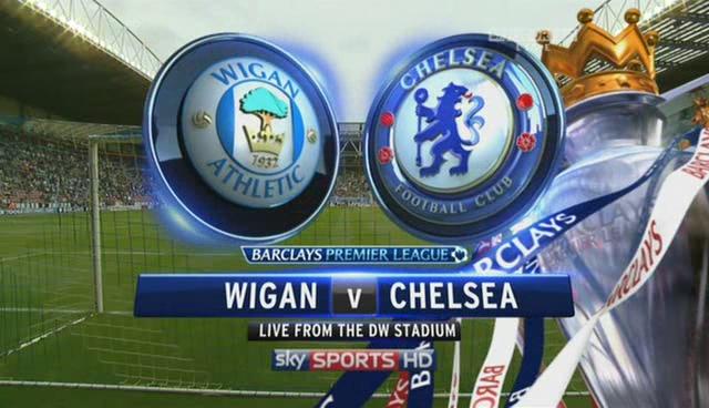 Prediksi Wigan vs Chelsea 19 Agustus 2012