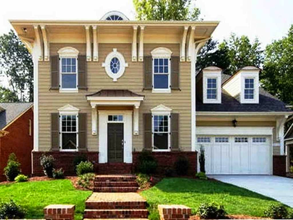 best exterior paint colors with brick great exterior paint ideas exterior paint colors pictures the best - Best Exterior Paint Colors With Brick