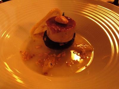 Foie Gras at Fleur de Lys