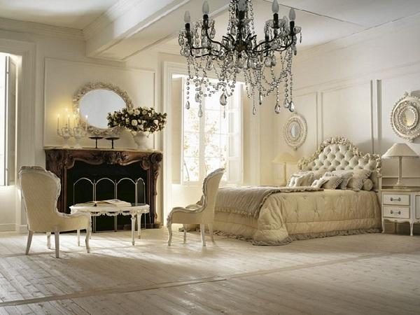 nội thất phòng ngủ lãng mạn 2