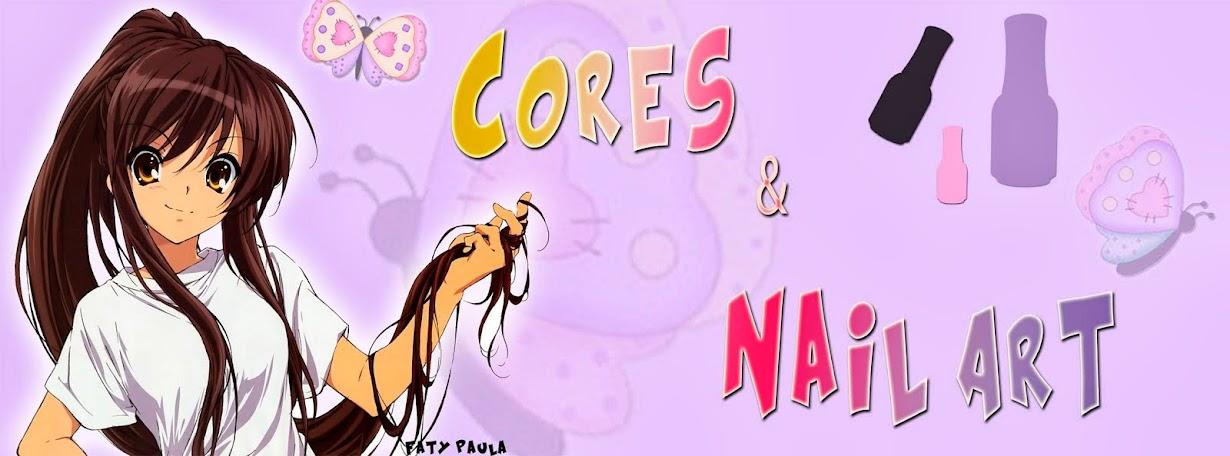 Cores e Nail Art
