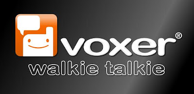 Voxer Talkie-Walkie Application pour Android
