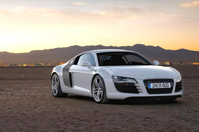Top Gear: 2012 Audi R8 Coupe