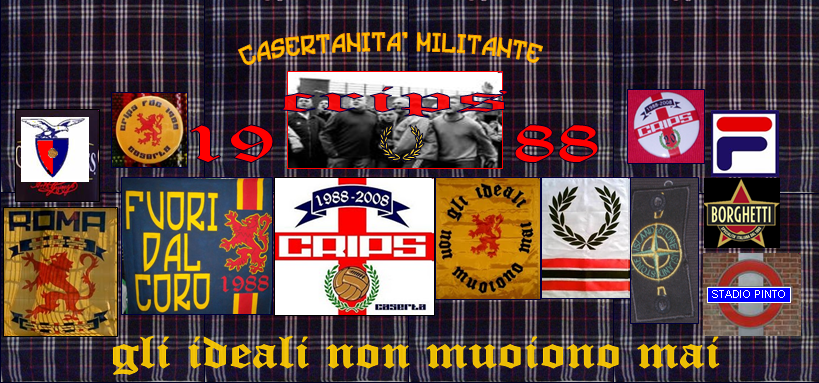 CRIPS CASERTA ... dal 1988 FUORI DAL CORO