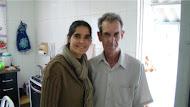 A filha e o pai