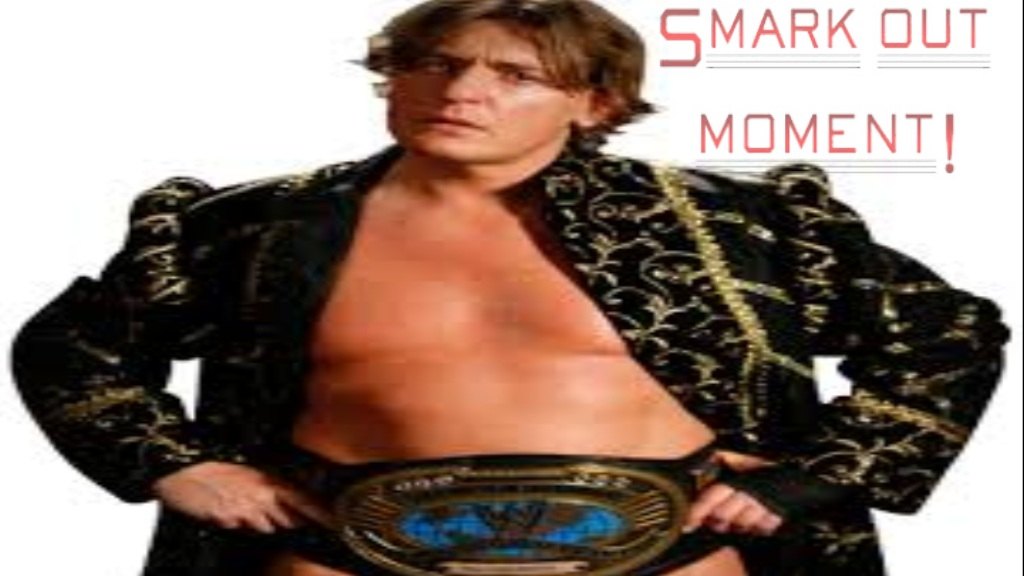 WWE Intercontinental Champion William Regal Darren Matthews