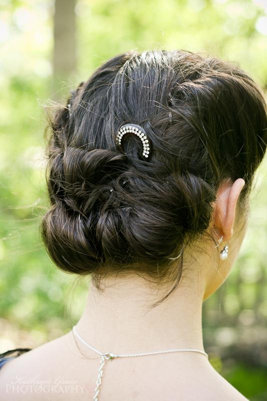 A Lass Of Yesteryear Tutorial Lady Sybils Hair