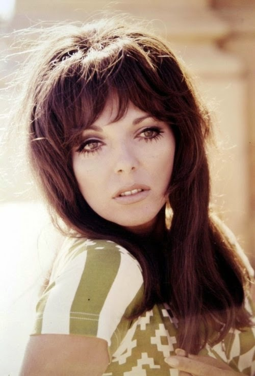 Joan Collins Joan Collins Young