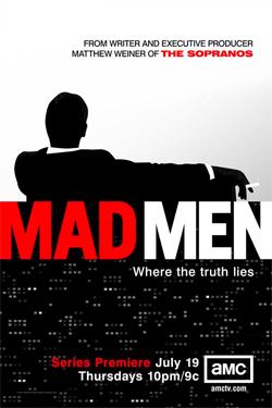 Mad Men - 1ª Temporada Torrent Download