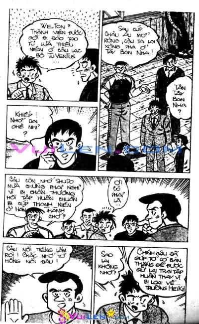 Jindodinho - Đường Dẫn Đến Khung Thành III Tập 54 page 73 Congtruyen24h