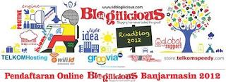 Blogilicious Banjarmasin