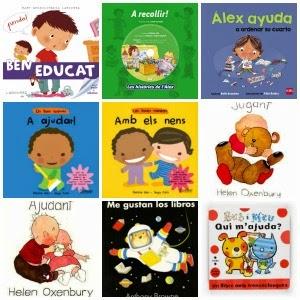 Llibres infantils sobre costums, hàbits, maneres