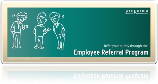 employee referrals