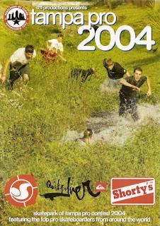 SKATERNOISE 411VM - Tampa Pro 2004