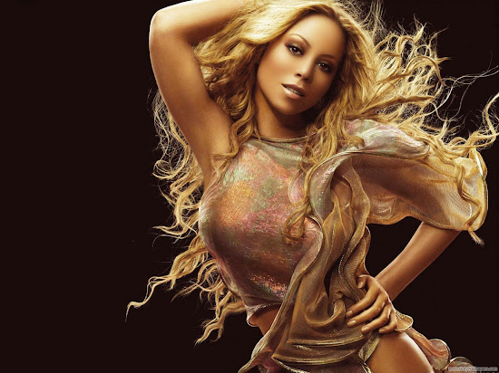 Mariah Carey Actress and Singer HD Wallpaper