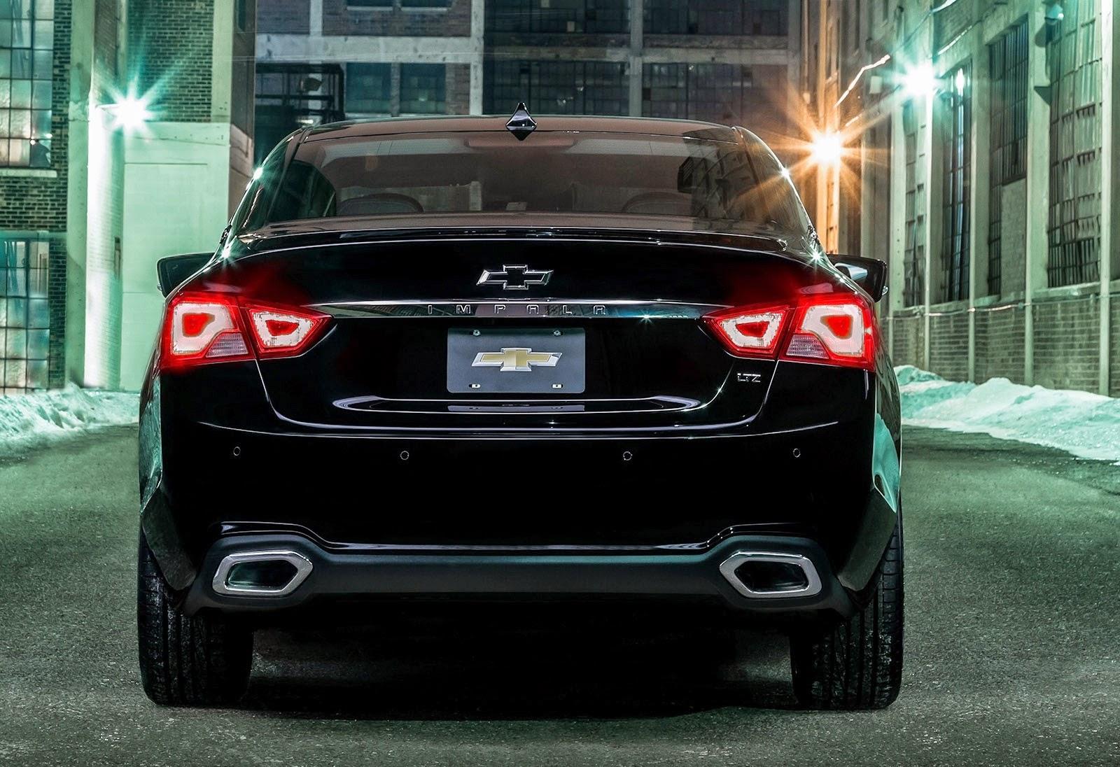 2016 chevrolet impala midnight edition the impala midnight edition ...