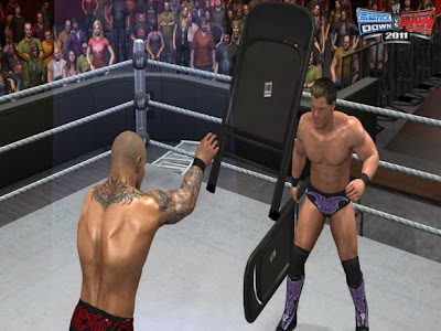 WWE Smackdown vs Raw 2011 PC