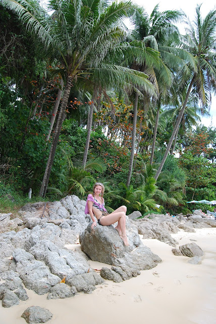 Пляж Сурин, Пхукет - Surin beach, Phuket