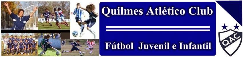 Quilmes AC- Inferiores-Juveniles e Infantiles de Afa y Liga Metropolitana
