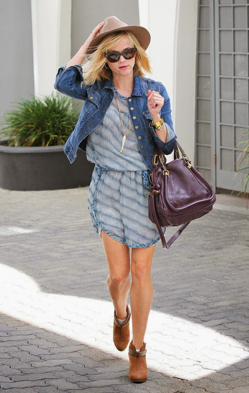Reese Witherspoon the Queen of SoCal Casual Wear