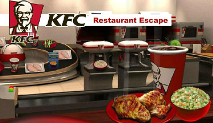 KFC Restaurant Escape