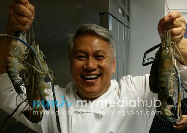 Amukan Chef Wan Di Instagram Aku pi Rompak duit Bapak kau ke
