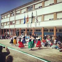 Día de Andalucía, Villanueva del Arzobispo, Spain