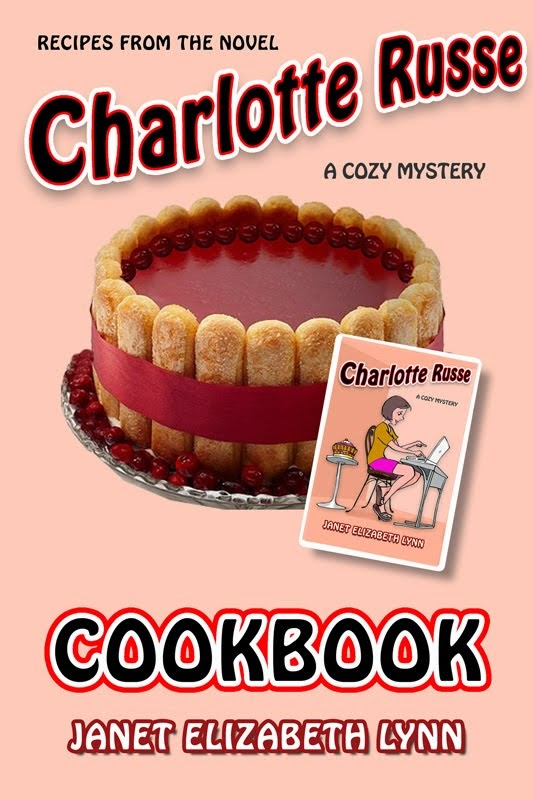 Charlotte Russe a Cozy Mystery Cookbook