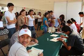 Feria Estatal de Empleo Campeche 2014 2015