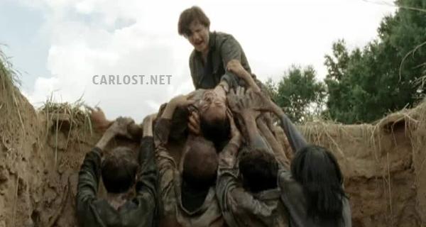 """The Walking Dead 4x07 """"Dead Weight"""" Promos, Sneek Peeks y Spoilers Spoiler-The-Walking-Dead-4x07-Gobernador-y-Martinez-001"""