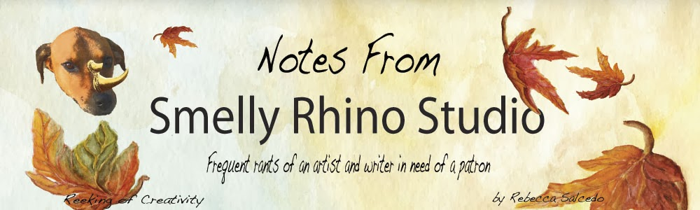 Notes from Smelly Rhino Studio