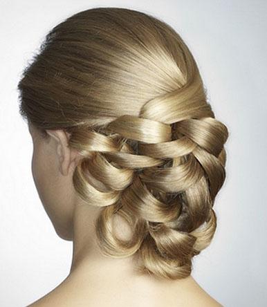 De todo para tu belleza peinados para novias - Fotos de recogidos bajos ...