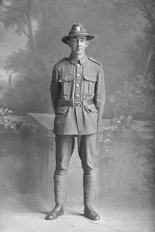 Private William Parker, Heritage Images: Sir George Grey Special Collections, Auckland Libraries, 31-P2442