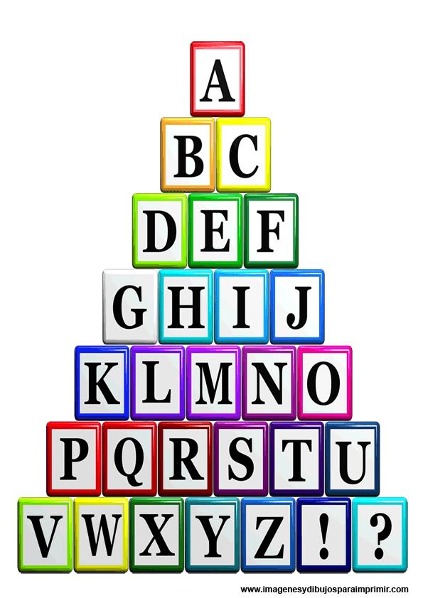 descargar gratis el abecedario
