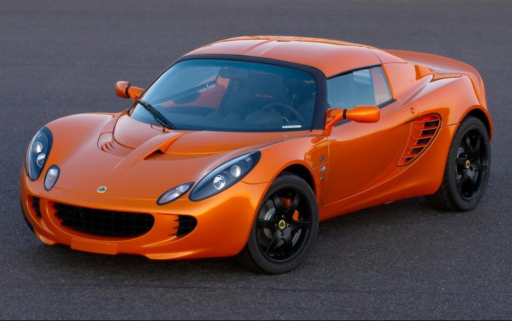 Lotus Car 2011. 2011 model year Lotus Elise