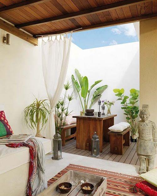 Canto do feng shui by cristina ventura elemento madeira - Casas con encanto decoracion ...